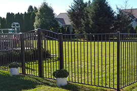 Be Fenced Llc Commercial Residential Fencing